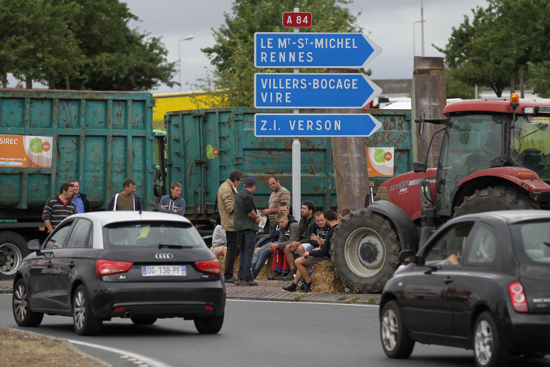 La France a mal  à son industrie bovine