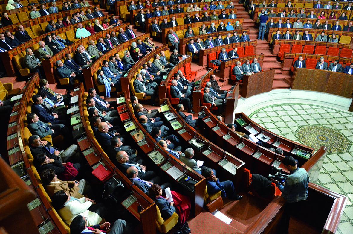 L'opposition s'insurge contre la forfaiture des groupes parlementaires de la majorité