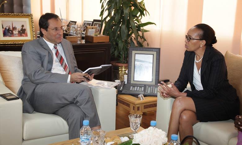 Collaboration  maroco-africaine pour  la stratégie minière