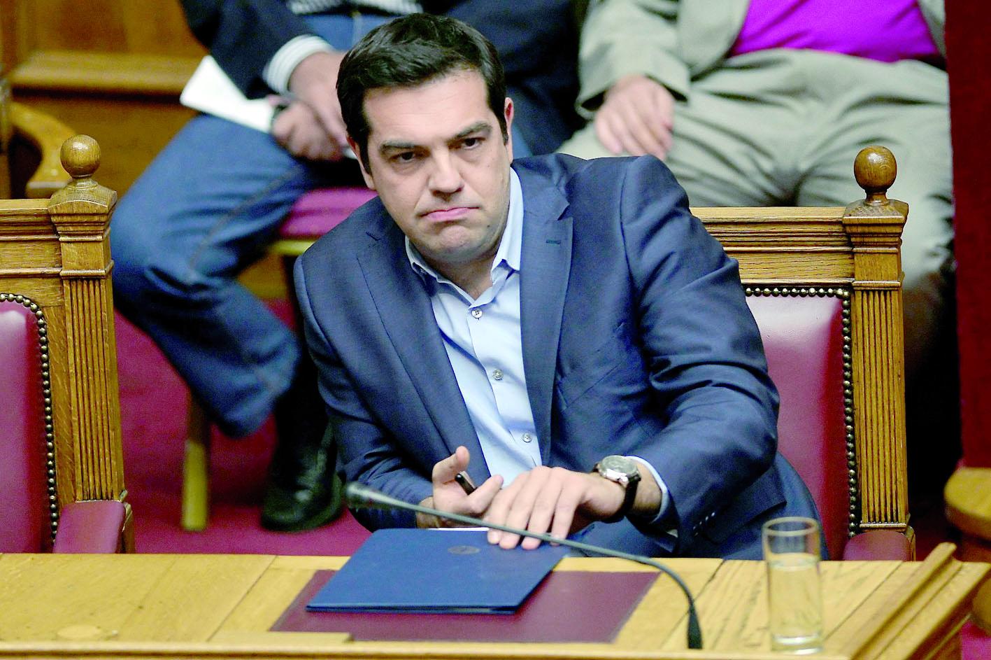 La Grèce ouvre la voie au plan d'aide