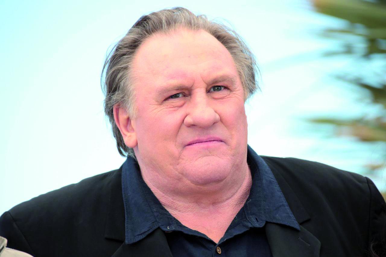 Depardieu indésirable en Ukraine