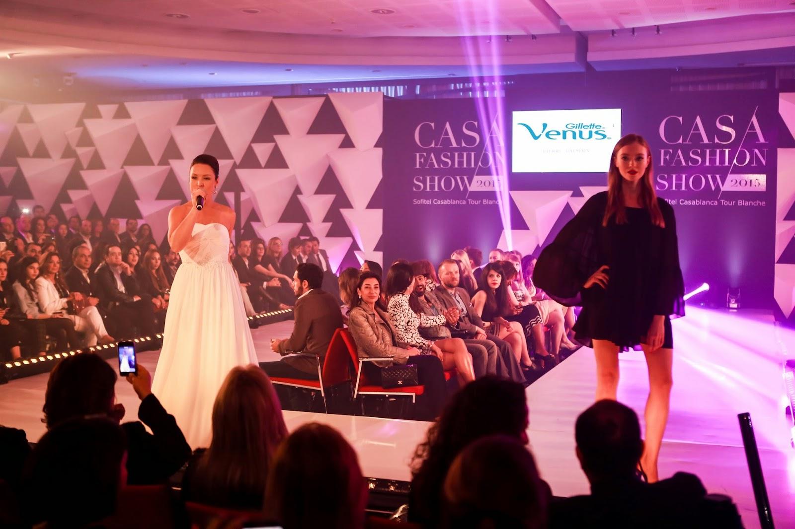 Casablanca hissée au rang des grandes  capitales  de la mode