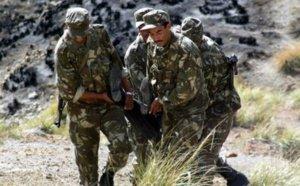 Quatre militaires blessés dans une attaque terroriste contre leur caserne à Batna en  Algérie*