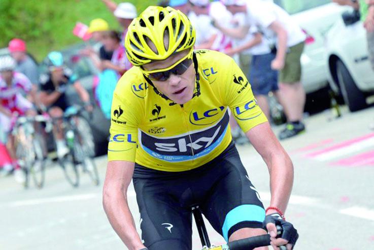 Froome s'offre pour la deuxième fois le Tour de France