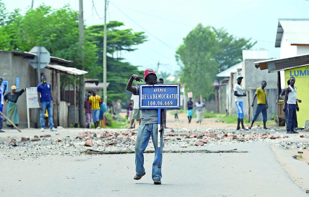 Trouver des solutions africaines aux problèmes africains