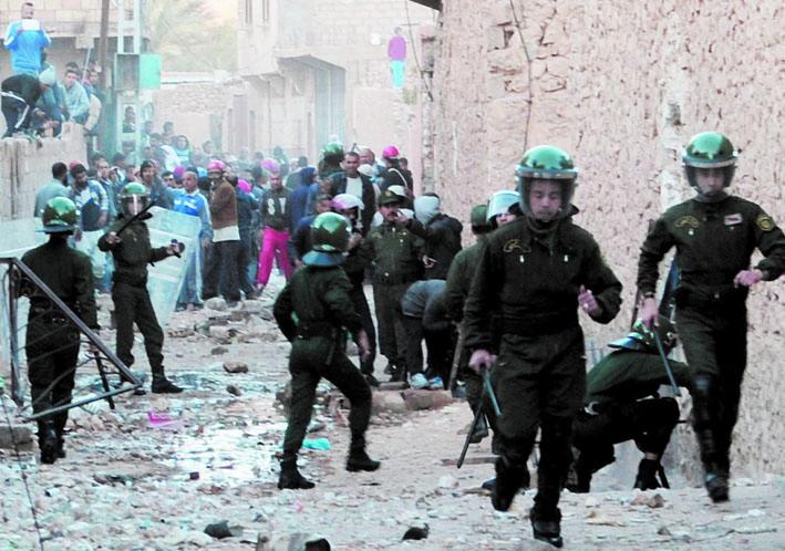 Les Mozabites en grève de la faim dans les geôles algériennes