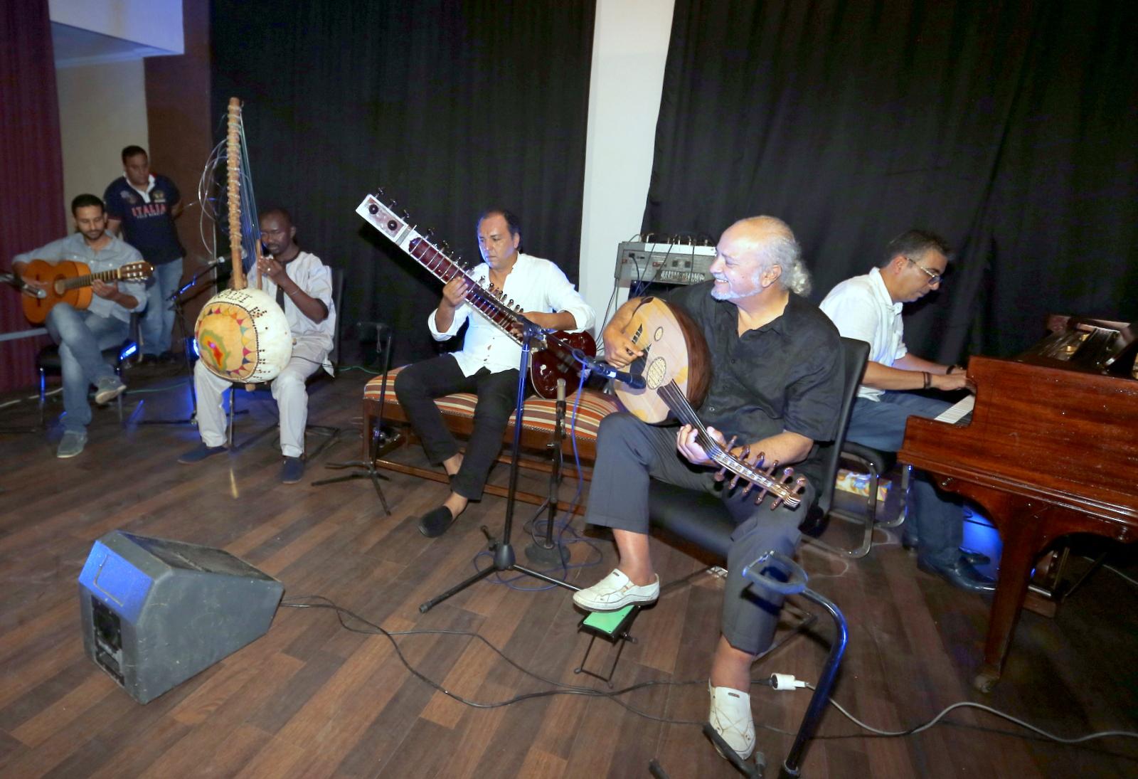 La conversation harmonieuse  des rimes  et des rythmes