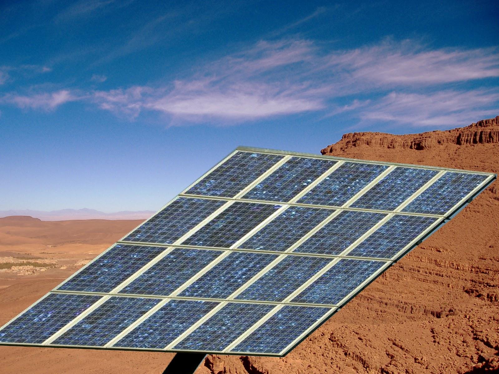 Le solaire marocain brille de mille feux