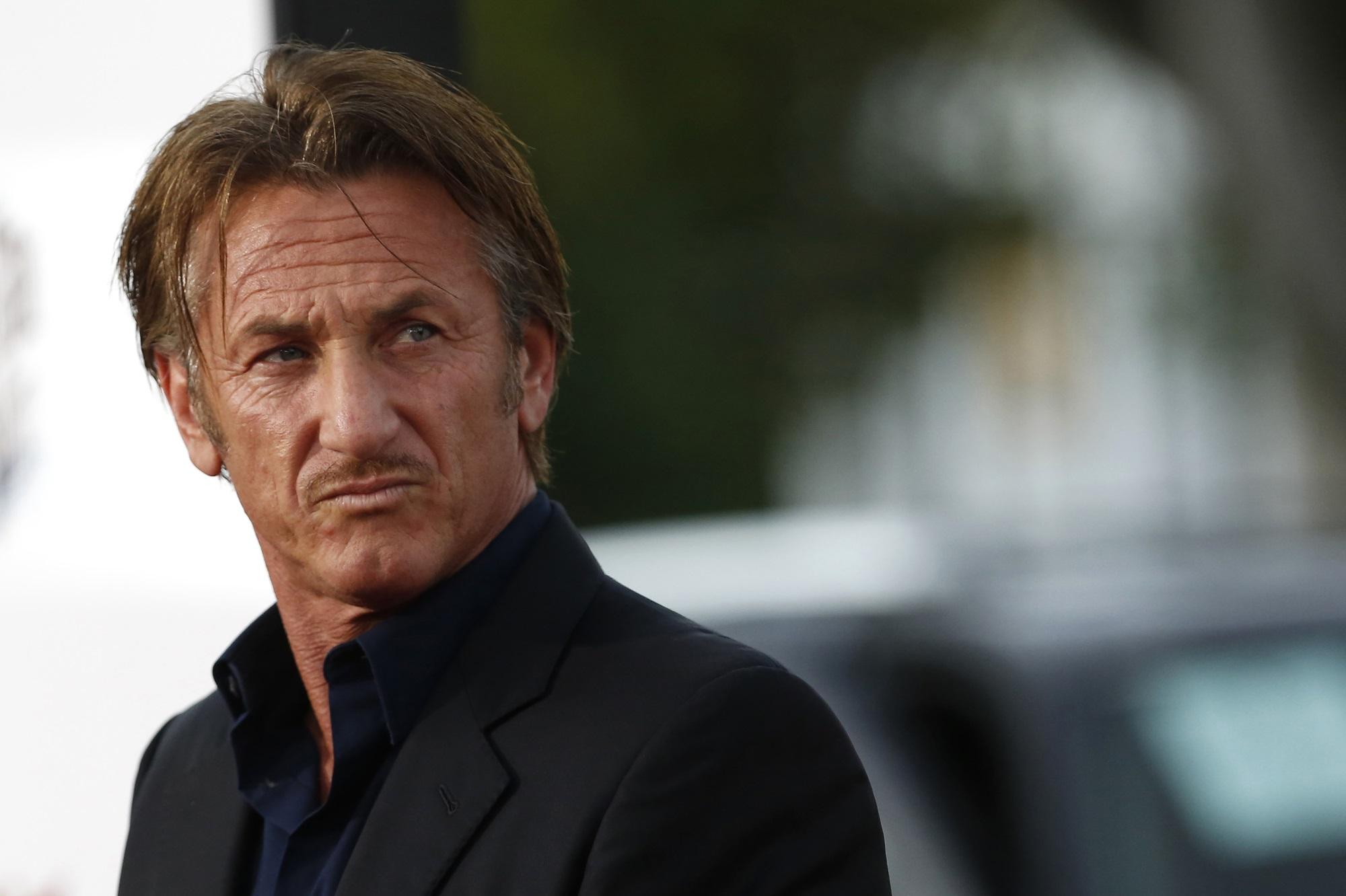 Sean Penn provoque un scandale avec son nouveau film