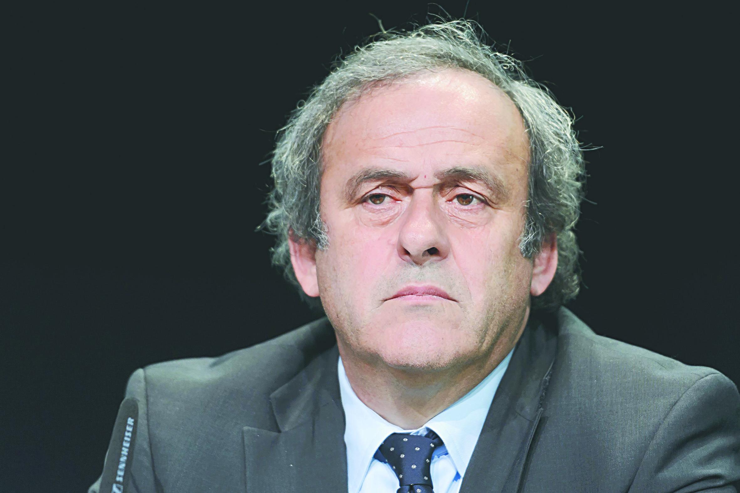 Platini, homme providentiel ou homme du passif ?