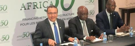 Contribution marocaine au Fonds Africa50