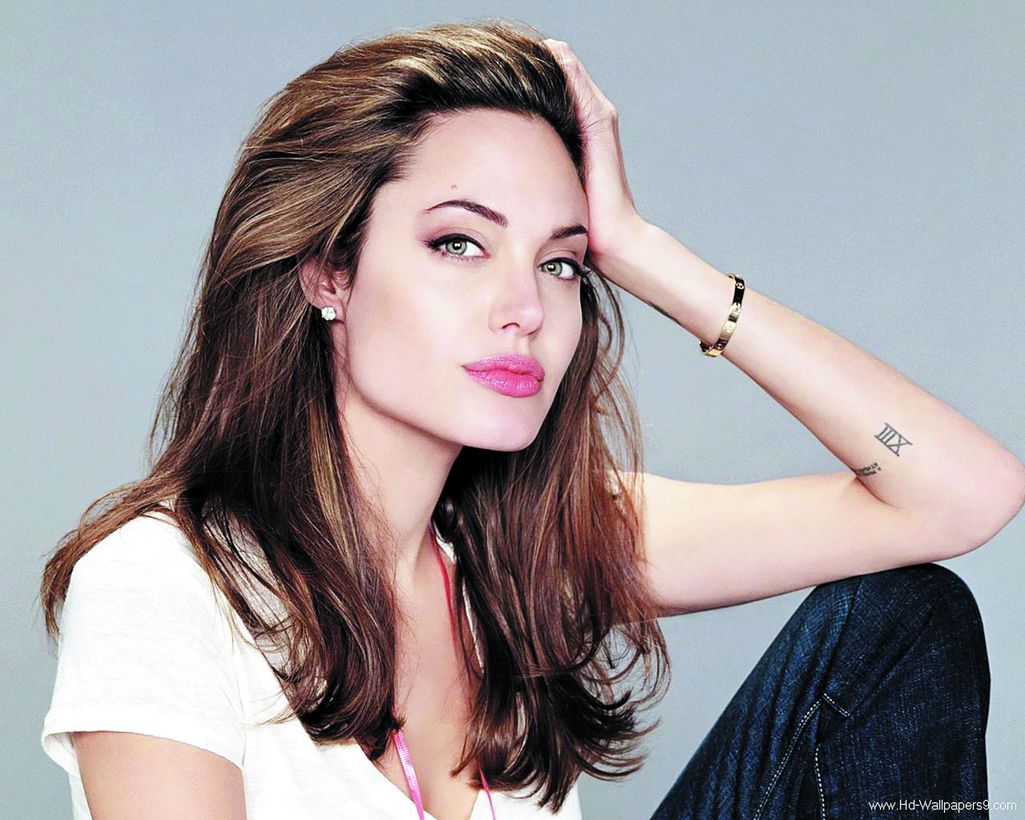 Angelina Jolie : Je n'ai jamais aimé être actrice