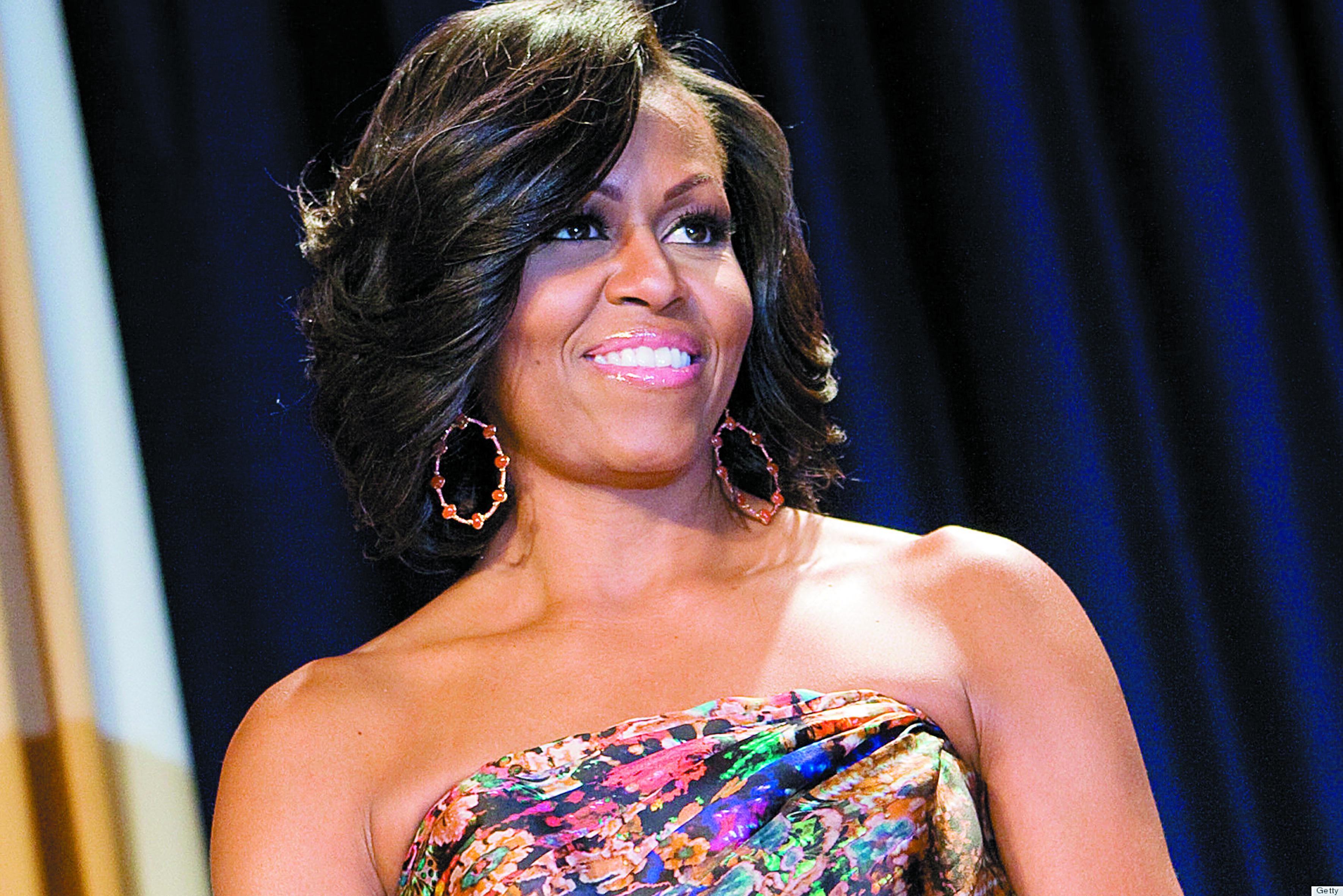 Michelle Obama a un rêve: être Beyonce