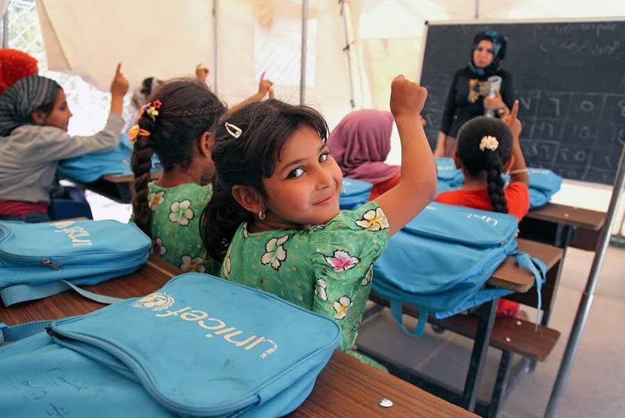 Les écoles principales cibles des jihadistes en Irak
