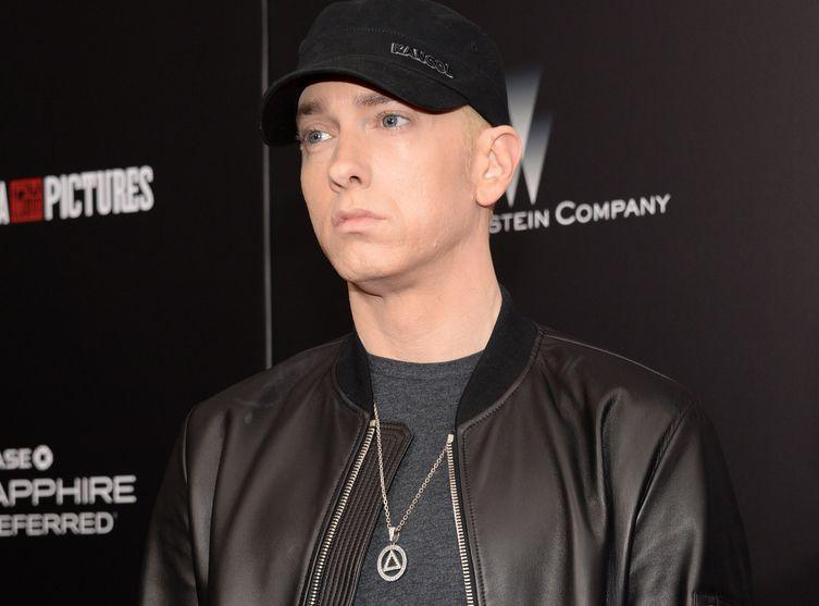 Eminem: Adieu les médocs, bonjour les baskets