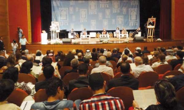 Plaidoyer à Assilah pour  la création de l'Union  des auteurs et réalisateurs maghrébins, arabes  et africains