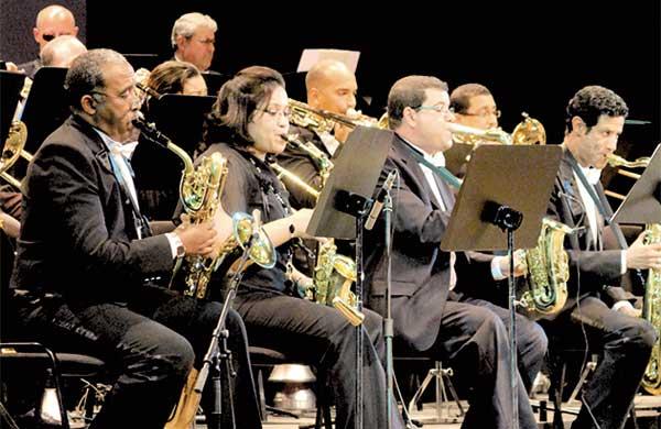 L'Orchestre Symphonique Royal fait jazzer la Place des Nations unies