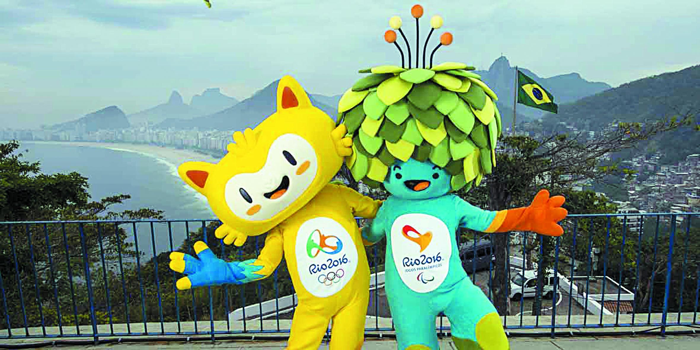 Rio promet d'enchanter  le monde à un an des JO