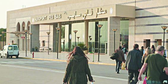 Baisse du transit aérien des passagers à Nador et hausse à Fès