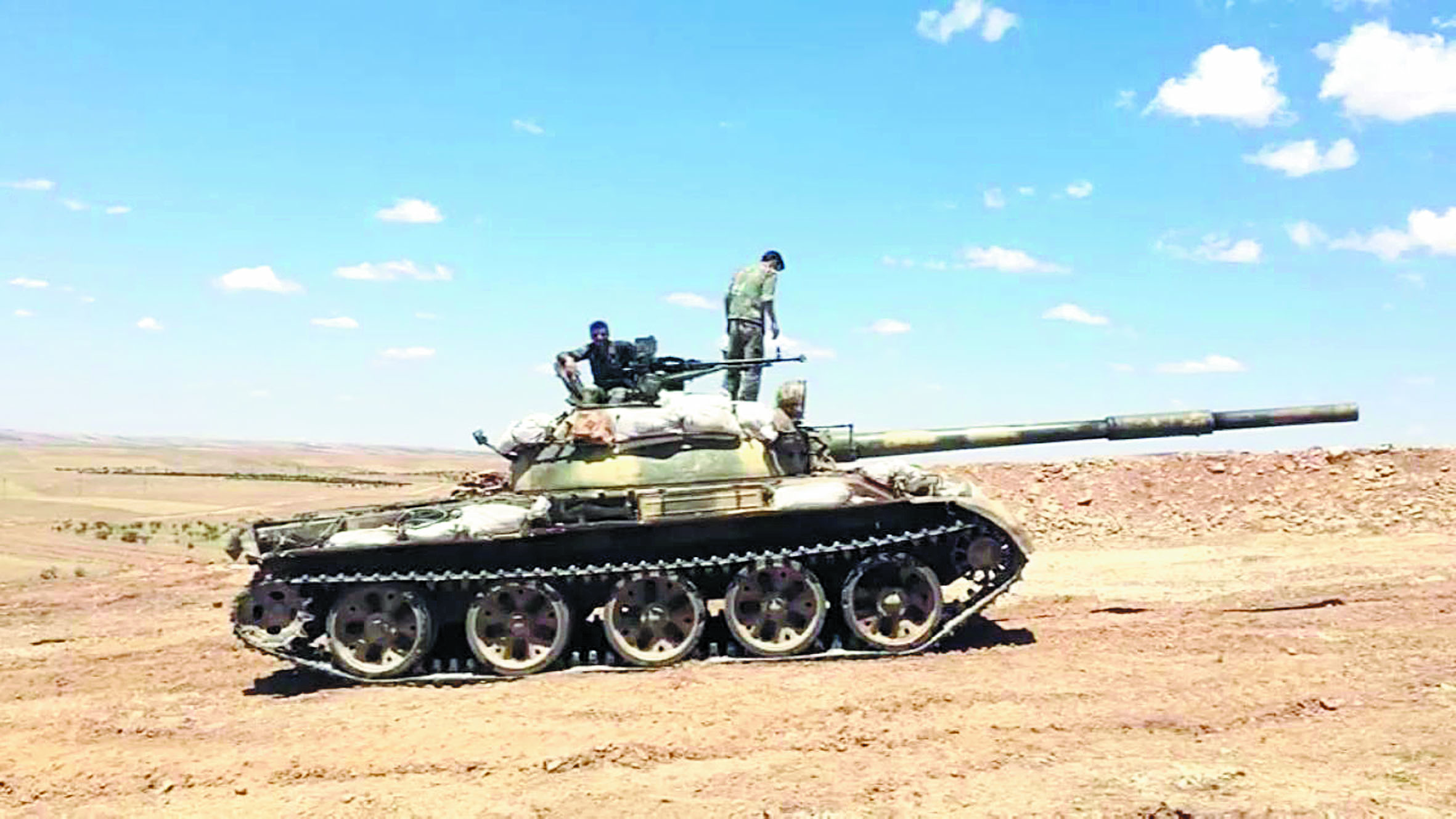 L'armée syrienne subit revers après revers