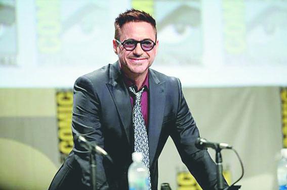 Robert Downey Jr à la tête des acteurs les mieux payés