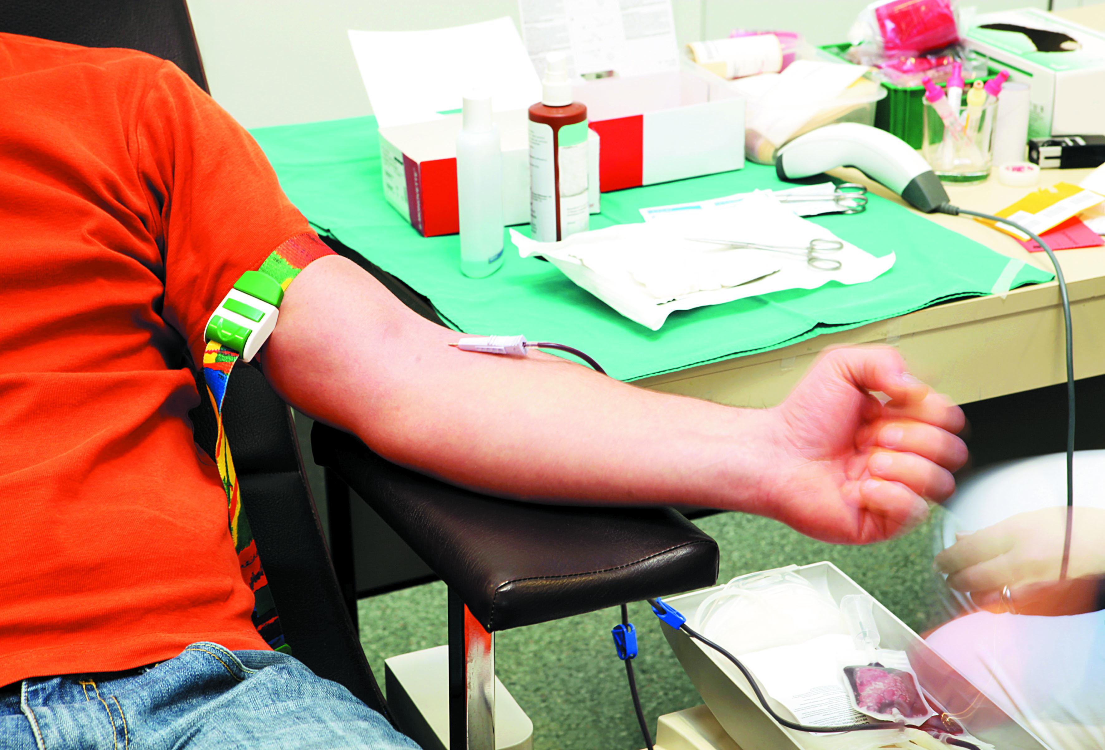Le Centre national de transfusion sanguine déplore un déficit de 35.000 poches de sang