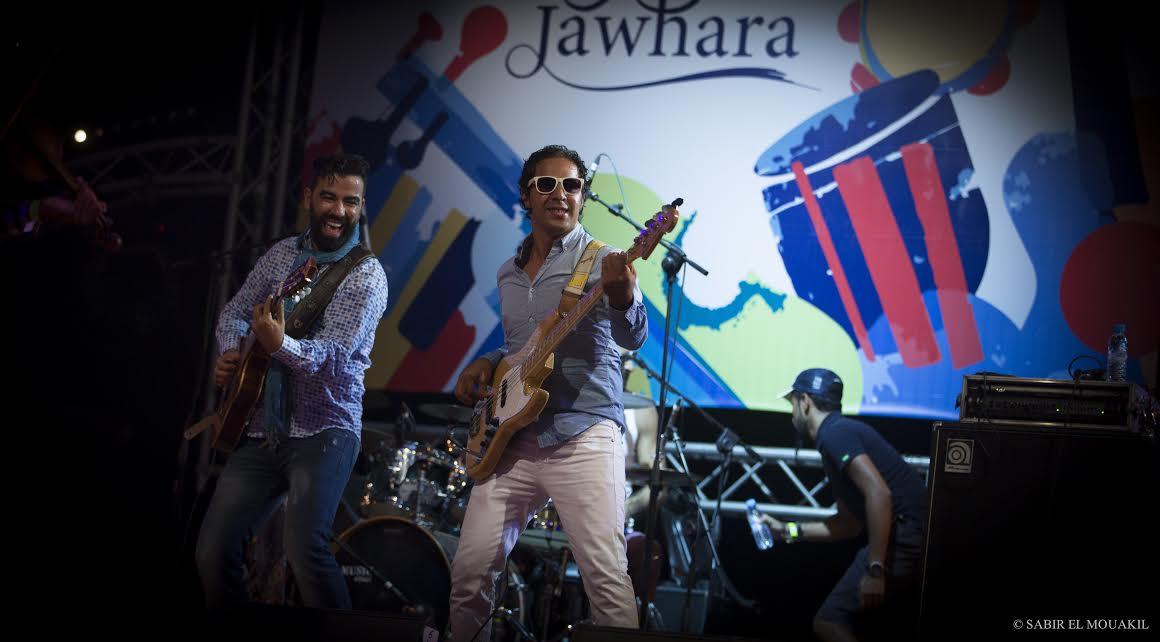 Hamid El Hadri et le groupe Mazagan ont enchanté le public d'El Jadida.