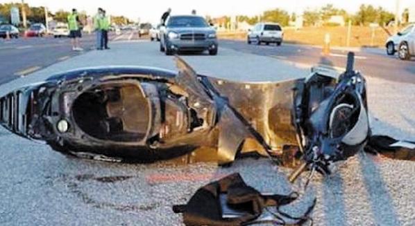 Deux personnes tuées dans un accident de moto à Fès