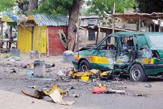 Une cinquantaine de morts dans une explosion au Nigeria