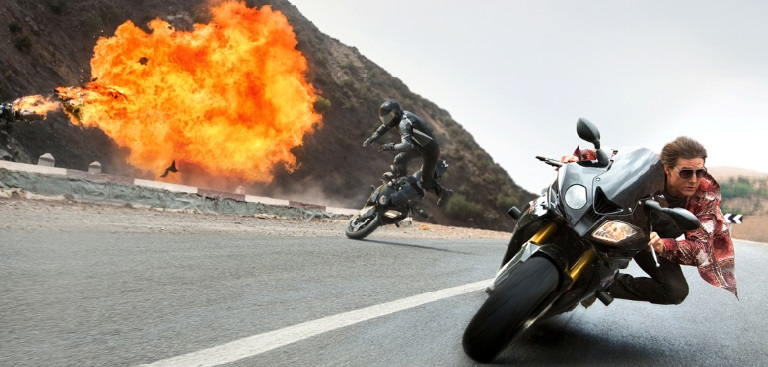 Six raisons d'aller voir «Mission Impossible 5»