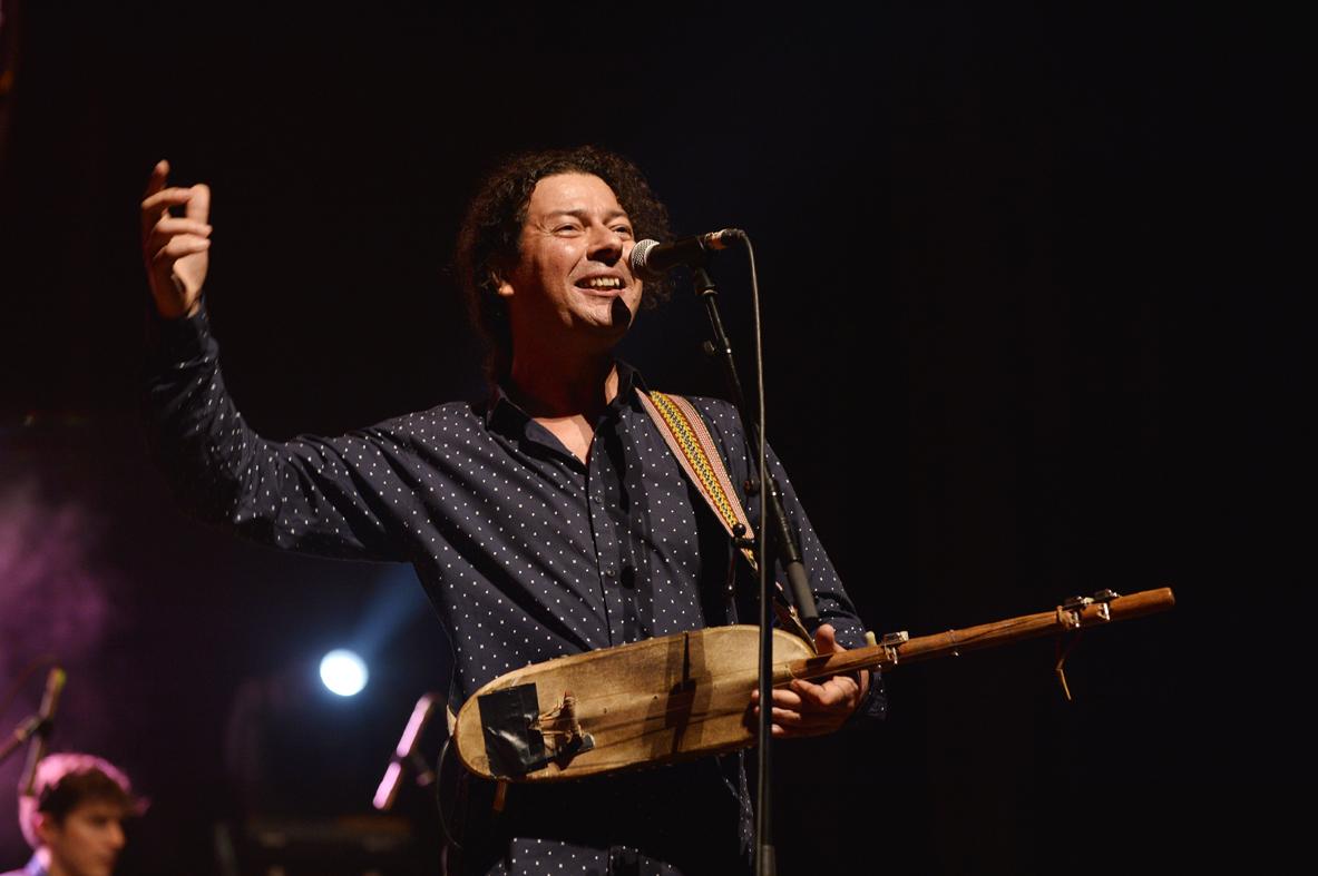 Aziz Sahmaoui, un Marocain à la conquête de la «world fusion music»