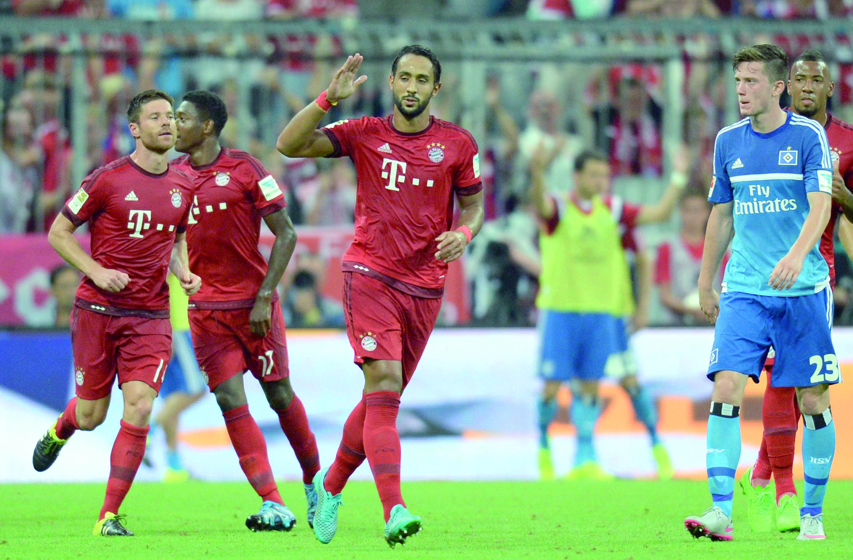 Benatia ouvre le compteur des buts de la Bundesliga