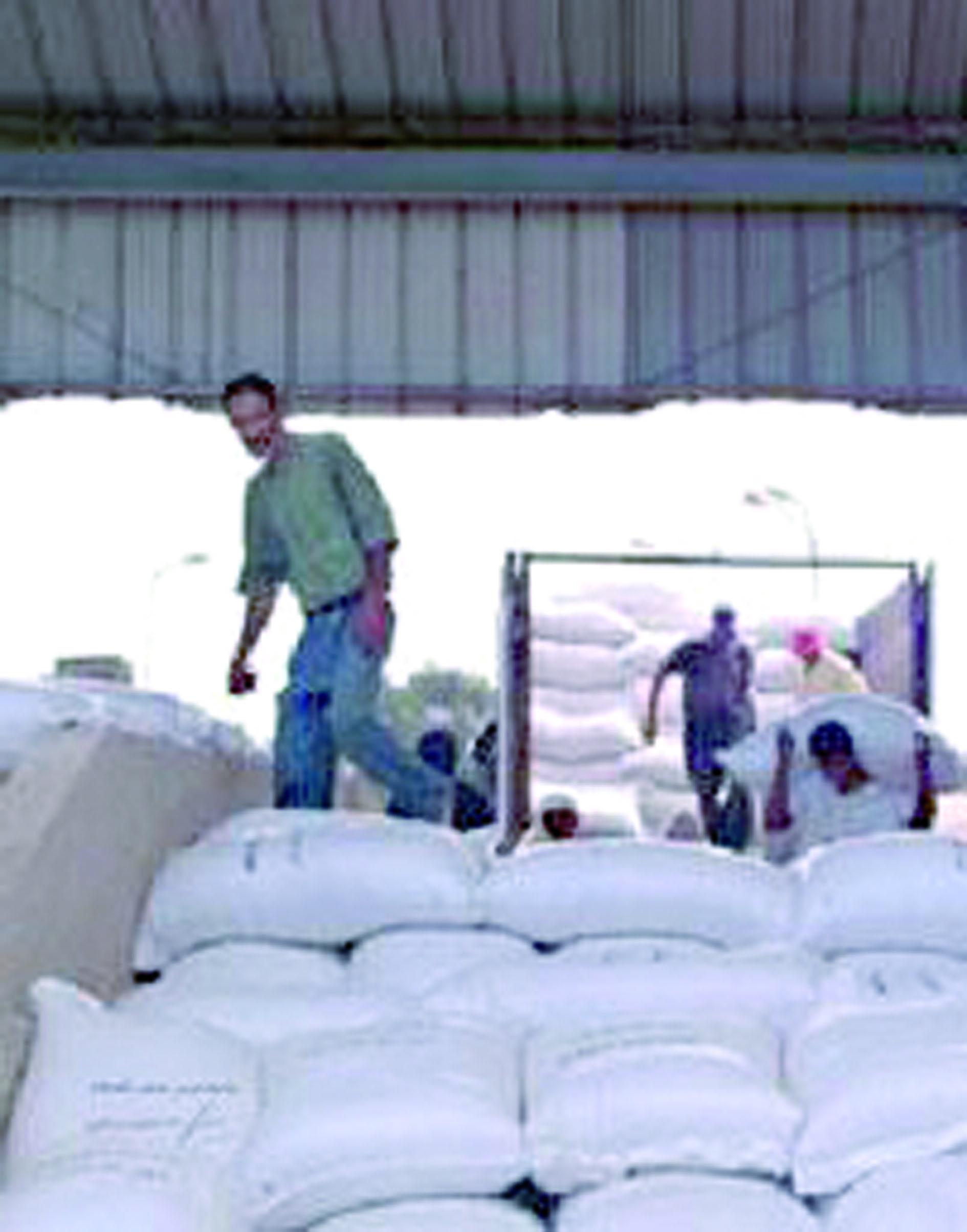 La rentabilisation des silos de céréales du port de Casablanca