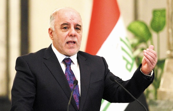 Le Premier ministre irakien réduit d'un tiers le nombre de portefeuilles