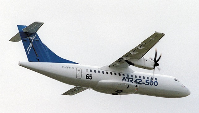 Crash d'un ATR 42 en Papouasie