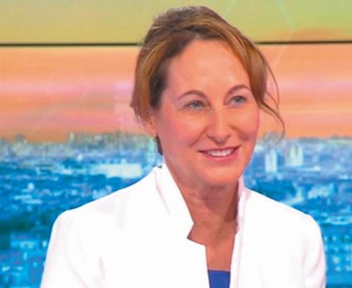 Ségolène Royal : Allez voir le dictionnaire