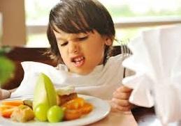 Les enfants difficiles sur la nourriture davantage sujets à des troubles émotionnels