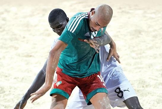 L'EN remporte le Beach soccer world wide tour