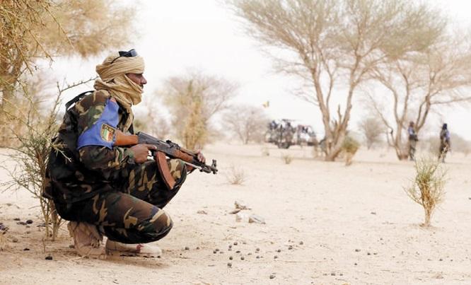 """La Minusma annonce une """"zone de sécurité"""" dans le Nord du Mali après des combats meurtriers"""