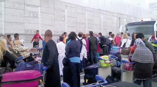1,3 million de passagers ont traversé le Détroit de Gibraltar depuis le 15 juin