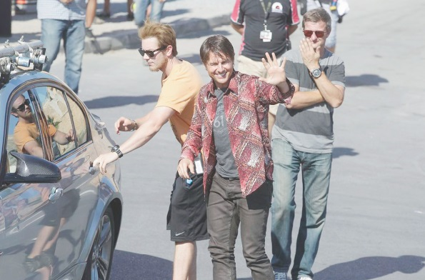 Tom Cruise loue le Maroc et les Marocains