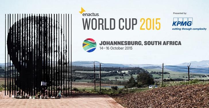 Le Maroc participe à Enactus World Cup à Johannesburg
