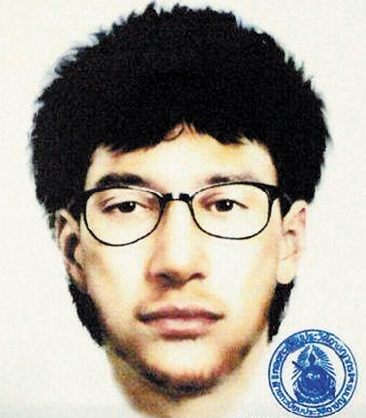 Chasse à l'homme pour retrouver le principal suspect de l'attentat de Bangkok