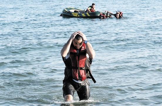 Hausse dramatique du nombre de migrants aux frontières de l'UE