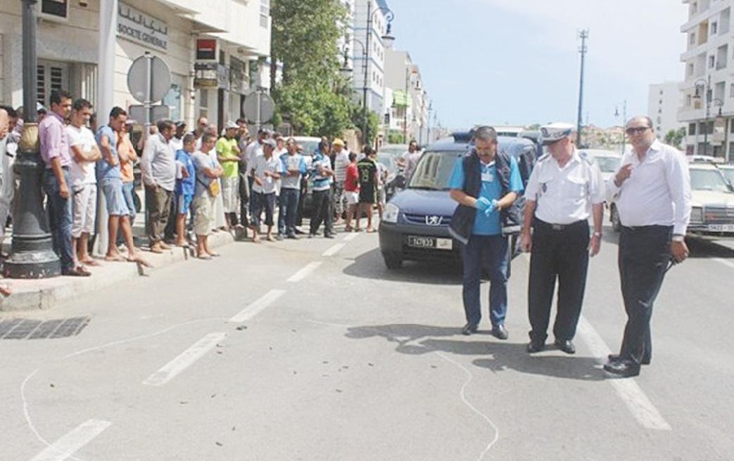 Arrestation de deux  Belges impliqués dans le braquage du convoyeur de fonds à Tanger