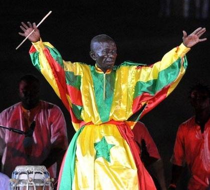"""Doudou Ndiaye, classé """"trésor humain vivant"""" par l'Unesco, n'est plus"""