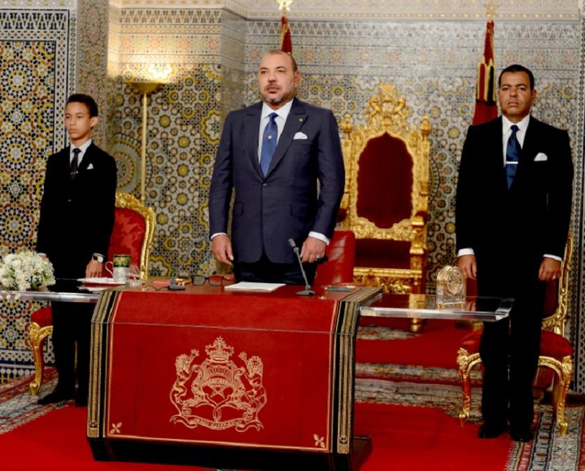S.M le Roi dans le discours de la Révolution du Roi et du Peuple : Les prochaines élections seront décisives pour l'avenir du Maroc