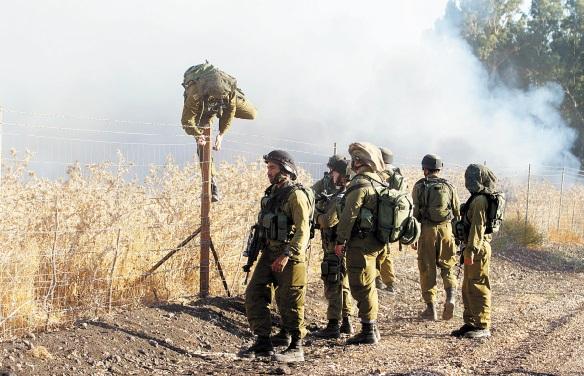 Israël s'en prend à la Syrie