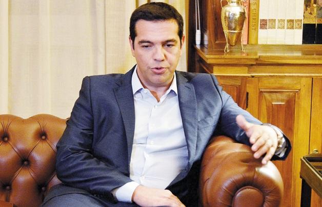 Alexis Tsipras remet son poste en jeu en démissionnant