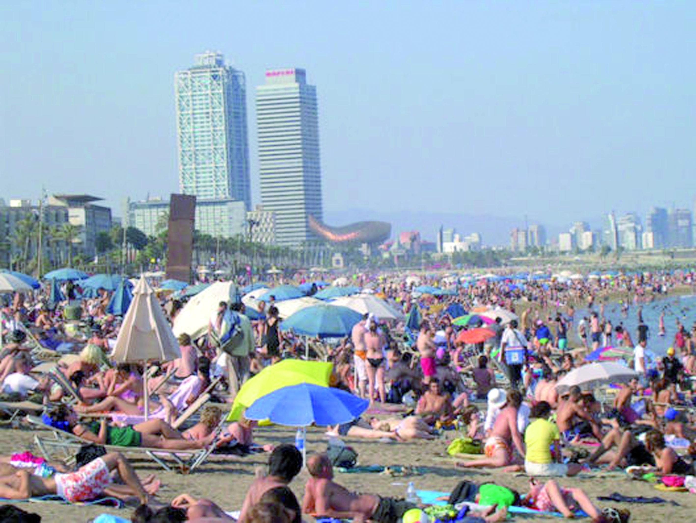 Un record de 38 millions de  touristes en Espagne à fin juillet